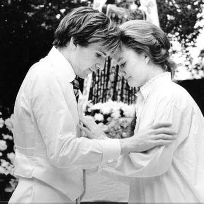 Ralph Fiennes in Romeo and Juliet