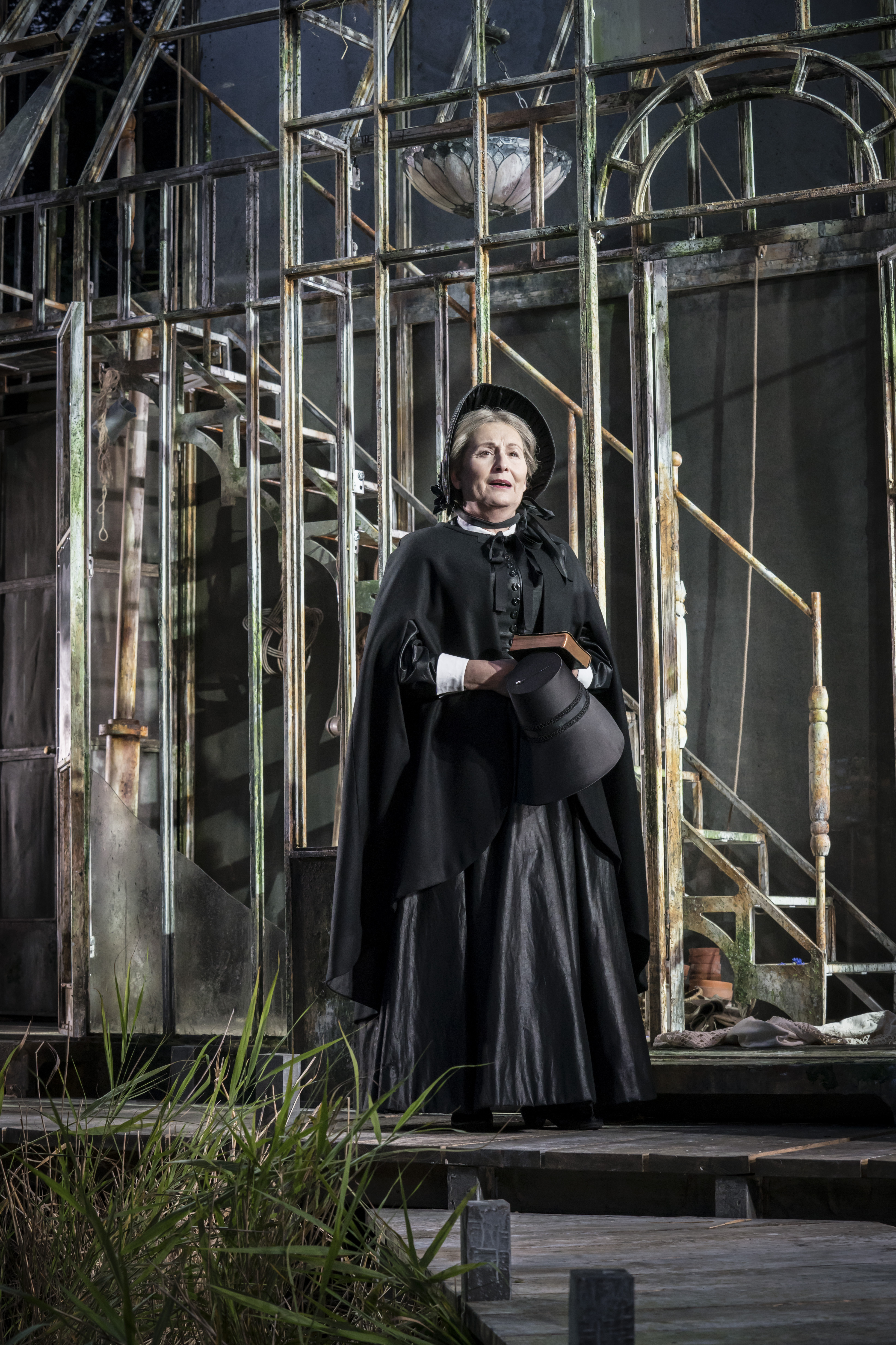 The Turn of the Screw (2018) | Our Heritage | Open Air Theatre