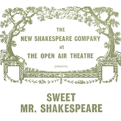 Judi Dench in Sweet Mr. Shakespeare