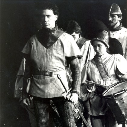Ian Talbot in Henry V