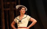Kim Medcalf in Crazy For You West End (2011)