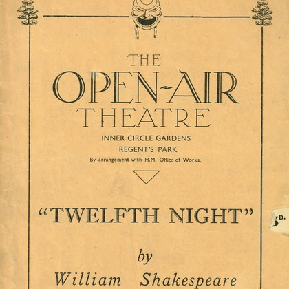 Twelfth Night (1932)