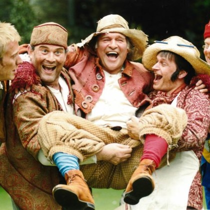 Rhys Ifans in As You Like It