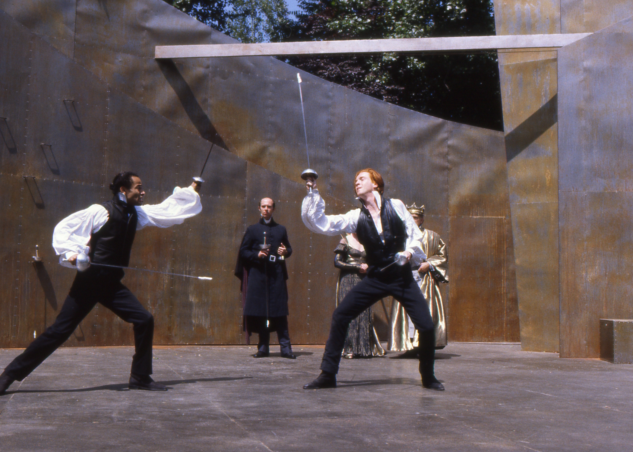 hamlet 1994 our heritage open air theatre. Black Bedroom Furniture Sets. Home Design Ideas