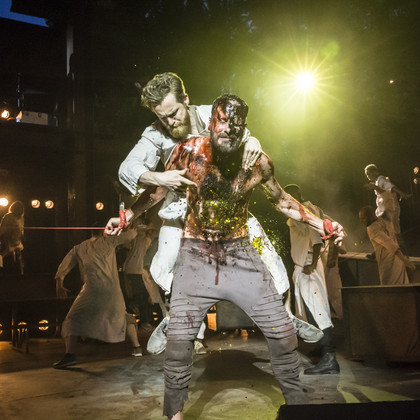 Rhys Whitfield in Jesus Christ Superstar